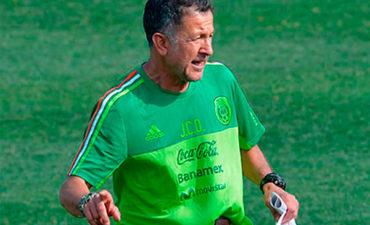 Selección Mexicana: Juan Carlos Osorio, en su terreno