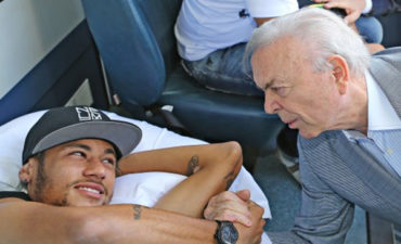 Neymar no está recuperado pero llegará bien al Mundial de Rusia