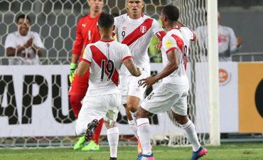 Perú vence fácilmente a Escocia, próximo rival de México